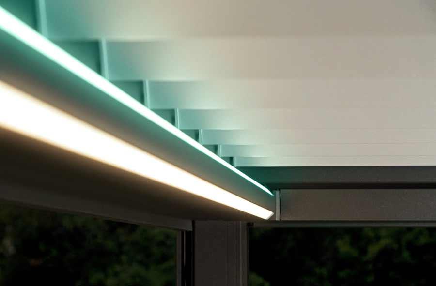 LED-RGB-Beleuchtung